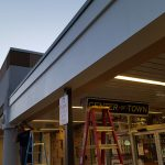 Commercial Soffit Repair